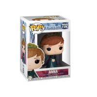 Frozen 2 POP! Movies PVC-Sammelfigur - Anna (Epilogue) (732)