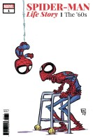 Spider-Man Life Story 1 (of 6) Skottie Young Variant