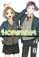 Horimiya 15  (HERO; Hagiwara, Daisuke)