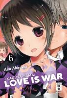 Kaguya-sama: Love is War 06  (Akasaka, Aka)