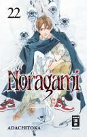 Noragami 22  (Adachitoka)
