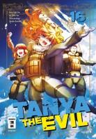 Tanya the Evil 16 (Tojo, Chika; Zen, Carlo)