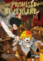 The Promised Neverland 16 Ein emotionales...