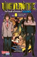 Vigilante - My Hero Academia Illegals 8 (Horikoshi,...