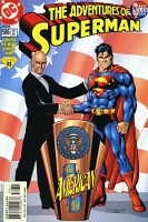 Adventures of Superman 586