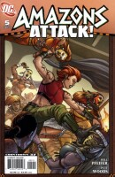 Amazons Attack 5 (of 6)