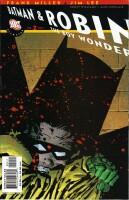 Batman & Robin, the Boy Wonder 02 Miller-Cover