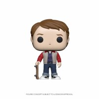 Back to the Future POP! PVC-Sammelfigur - Marty 1955 (957)