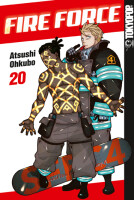 Fire Force 20 (Ohkubo, Atsushi)