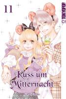 Kuss um Mitternacht 11 (Mikimoto, Rin)