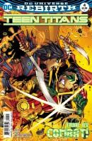 Teen Titans 4 (Vol. 6) Rebirth