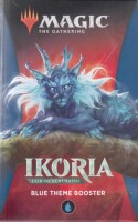 Magic The Gathering (englisch): Ikoria Theme Booster (blue)