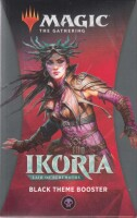 Magic The Gathering (englisch): Ikoria Theme Booster (black)