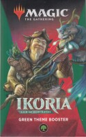 Magic The Gathering (englisch): Ikoria Theme Booster (green)