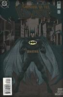 Batman Shadow of the Bat 35 (Black Embossed Cover)