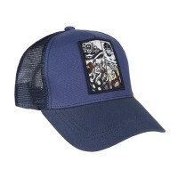 Marvel Baseball Cap Snapback - Avengers Patch Trucker Style