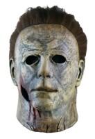 Halloween 2018 Michael Myers Latex-Maske (blutig)
