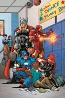 Marvel Comics Poster: Avengers Anti-Bullying
