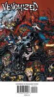 Marvel Comics Poster: Venomized (by Bradshaw)