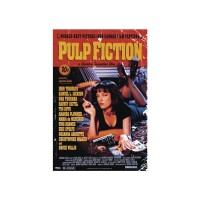 Pulp Fiction Poster: Movie Poster
