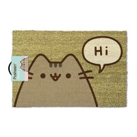 Pusheen The Cat Fußmatte Pusheen Says Hi