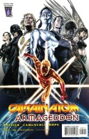 Captain Atom Armageddon 5 (of 9)