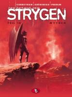 Der Gesang der Strygen 18 Mythen (Corbeyran, Eric)