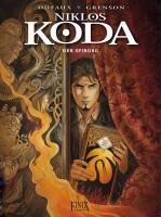 Niklos Koda / Der Spiborg (Dufaux, Jean; Grenson, Olivier)