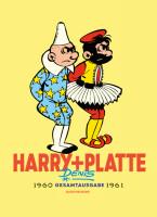 Harry und Platte Gesamtausgabe Band 3 1960 - 1961 (Denis,...