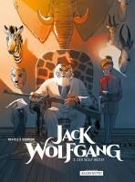Jack Wolfgang 3. Der Wolf wütet (Desberg, Stephen)
