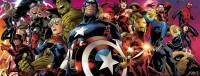 Marvel Comics Poster: Legacy by Joe Quesada Oversized (91...