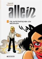 Allein Band 12 Die Aufständischen von Neosalem...