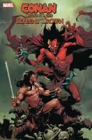 Conan Battle For Serpent Crown 5 (Of 5)