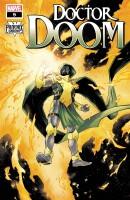 Doctor Doom 9 (Vol. 1) Shalvey Doctor Doom Phoenix Variant