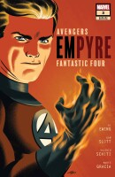 Empyre 3 (Of 6) Michael Cho FF Variant