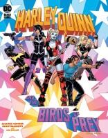 Harley Quinn & The Birds Of Prey 3 (Of 4)