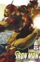 Iron Man 2020 5 (Of 6) (Vol. 2) Bianchi Connecting Variant
