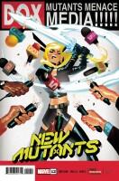 New Mutants 12 (Vol. 4)