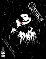 Question The Deaths Of Vic Sage 4 (Of 4) A Sorrentino...