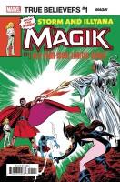 True Believers X-Men Magik 1