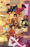 Young Justice 16 (Vol. 3) Francis Manapul Variant Edition