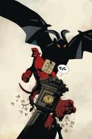 Hellboy & Bprd Her Fatal Hour 1 Cover B Mignola