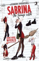 Sabrina Something Wicked 3 (Of 5) Cover B Boo
