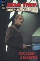 Star Trek Ds9 Too Long A Sacrifice 2 Cover B Photo