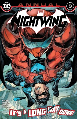 Nightwing Annual 3 (Vol. 4)