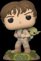 Star Wars POP! PVC-Sammelfigur - Training Luke with Yoda...