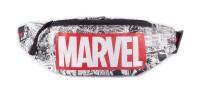 Marvel Comics Känguruhbeutel Logo