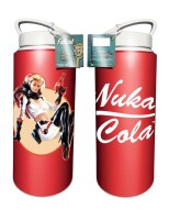 Fallout Trinkflasche aus Aluminium: Metal Can Nuka Cola...