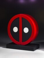 Marvel Comics Buchstütze Deadpool Logo (16 cm)