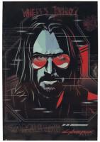 Cyberpunk 2077 Poster: Johnny